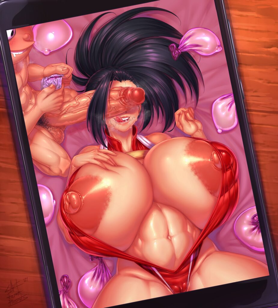Captainjerkpants - Thick slutty Momo Yaoyorozu my hero academia porn 2