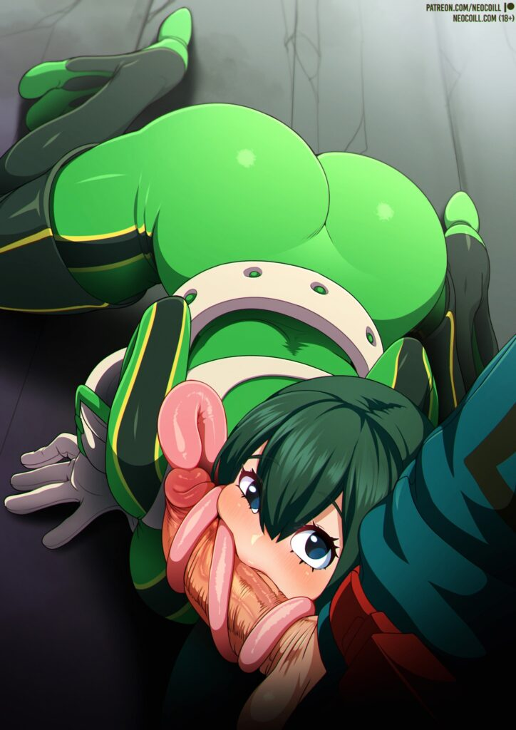 Neocoill - Froppy loving dick my hero academia porn 0a